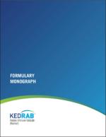 KEDRAB Formulary Monograph
